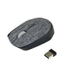 Mouse wireless Vakoss TM-662A Textile Grey
