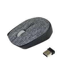 Mouse wireless Vakoss TM-662A Textile Grey