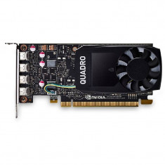 Placa video PNY nVidia Quadro P1000 4GB DDR5 128bit low profile