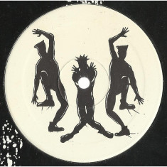 Azteco - Mixtura extrema (1992, Euphoria) disc vinil Maxi Single House, Trance
