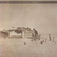 Woody Guthrie - Dust Bowl Ballads ( 1 VINYL ) - Muzica Folk
