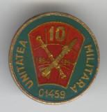 ARTILERIE ANTIAERIANA 1984-1994  - Insigna email  MILITARA