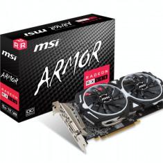 Radeon RX 580 MSI Armor 8GB - SIGILATE CU GARANTIE - Placa video PC