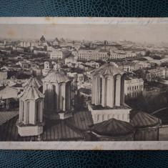 AKVDE18 - Carte postala - Bucuresti - Feldpost - stampila militara