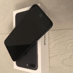 Iphone 7 plus negru mat - Telefon iPhone Apple, 32GB, Neblocat