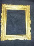 set 4 rame de tablou vechi,rame tablou originale vechi de la picturi ,T.GRATUIT