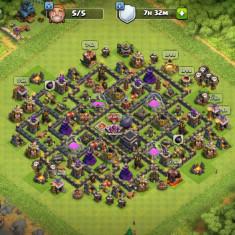 Cont th 9 clash of clans - Joc PC