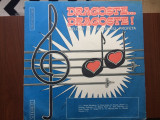 Laurentiu profeta dragoste dragoste melodii disc vinyl lp muzica pop slagare, VINIL, electrecord