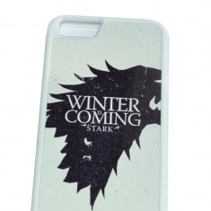 Husa ultradurabila Game Of Thrones Apple iPhone 6 - Husa Telefon Allview, iPhone 6/6S, Alb, Plastic, Fara snur, Carcasa