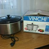 Vand slow cooker marca Vinchi 5,5 L, 5 litri