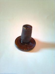STICLA DE LABORATOR CU DOP DE STICLA PENTRU REACTIVI ~ 5.000 ml ( 5 L )