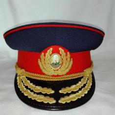 Cascheta, sapca, chipiu general magistrat, justitie RSR