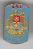 INFORMATII SPECIALE Promotia de OFITERI 1972-1997 Insigna MILITARA