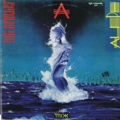 Aleph - Big Brother (1988, ZYX) disc vinil Maxi Single italo-disco - Muzica Dance