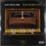 Heavy Metal Kings - Black God White Devil ( 1 VINYL )