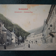AKVDE18 - Carte postala - Herculane - Carte Postala Banat dupa 1918, Circulata, Printata