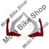 MBS Laterale radiator Honda CRF 450 R ie , rosu/negru, Cod Produs: 7160110MA