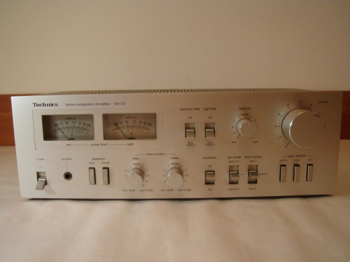 Amplificator TECHNICS SU-Z2 vintage