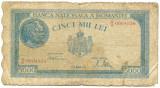 5000 lei 1945 martie