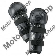 MBS Protectii genunchi copii Thor Sector, negre, universale, Cod Produs: 27040083PE - Protectii moto