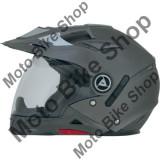 MBS Casca integrala/enduro AFX FX55, 7 in 1, L, gri inchis, Cod Produs: 01041240PE