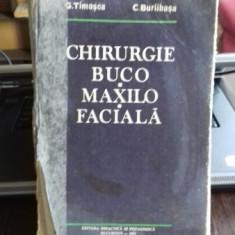 CHIRURGIE BUCO MAXILO FACIALA - G. TIMOSCA - Carte Chirurgie