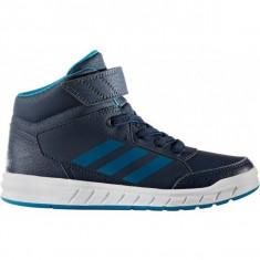 Pantofi sport copii adidas Alta Sport Mid BB6209 - Adidasi copii, Piele sintetica, Bleumarin