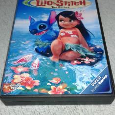 Lilo & Stitch: Serial (Seriale TV 2003-2006) 8 DVD desene animate - Film animatie discovery channel, Romana