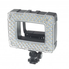 Nanguang Flashmate CN-16 Lampa foto-video ringlight cu 102 LED-uri - Lampa Camera Video