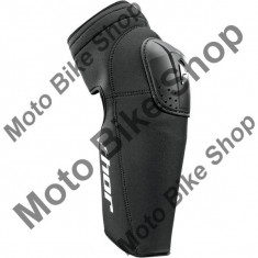MBS Protectii genunchi Thor S9 Static, negre, S, Cod Produs: 27040129PE - Protectii moto