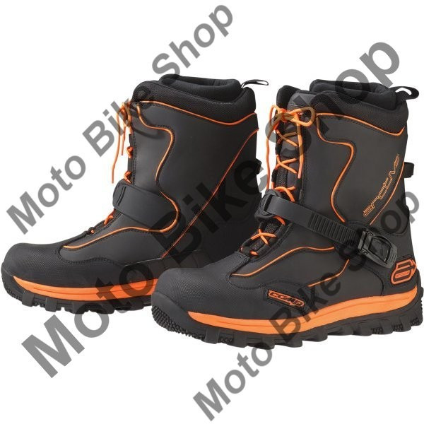 MBS BOOTS S6 COMP BLK/ORG 10, ARCTIVA, PR, Cod Produs: 34200558PE