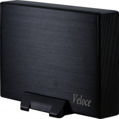 Rack HDD Inter-Tech Veloce GD-35612 black