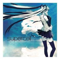 Supercell - Supercell (Feat. Hatsune Miku) ( 1 CD ) - Muzica Pop