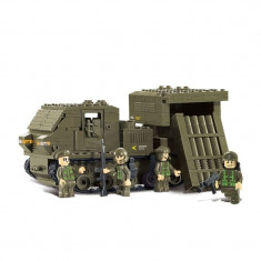 Sluban Army - Lansator de rachete