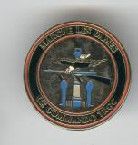 Insigna MILITARA - MARCHE LES DAMES CE COMMANDO TRGC