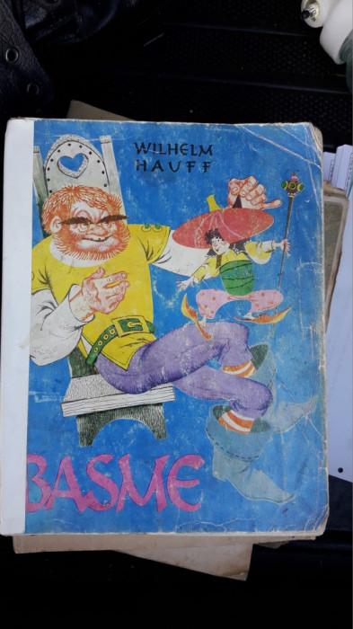 Basme - Wilhelm Hauff  ,CU ILUSTRATII LIVIA RUSZ