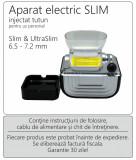 Aparat electric injectat tutun - SENATOR Container Slim