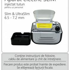 Aparat electric injectat tutun - SENATOR Container Slim - Aparat rulat tigari