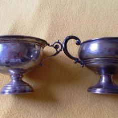 Set argint 146 gr. / vase argint vechi / letiera si zaharnita argint