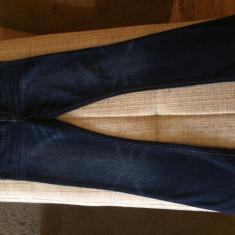 Jeans dama - Blugi dama Abercrombie & Fitch, Marime: S, Culoare: Bleumarin