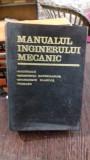 MANUALUL INGINERULUI MECANIC. MATERIALE. REZISTENTA MATERIALELOR. STABILITATE ELASTICA. VIBRATIIDE MASINI - GH. BUZDUGAN