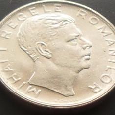 Moneda 100 Lei - ROMANIA, anul 1943 *cod 744 - Moneda Romania
