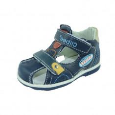 Sandale pentru baietei CLIBEE F-100 D, Bleumarin - Sandale copii