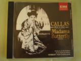 M. CALLAS / H. VON KARAJAN - Madama Butterfly - C D Original ca NOU