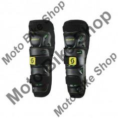 MBS Protectii genunchi MX Scott, negru, marime universala, Cod Produs: 2177751043AU - Protectii moto