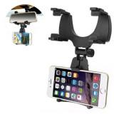 Suport telefon cu prindere pe oglinda retrovizoare-suport auto smartphone, Universala