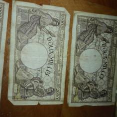 Bancnote vechi din anii 1941-1943
