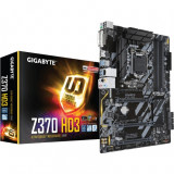 Placa de baza Gigabyte Z370-HD3 , ATX , Intel Z370 , LGA 1151 v2, Pentru INTEL, LGA1151, DDR4
