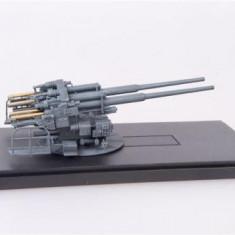 Macheta tun antiaerian german Flak 40 128mm - 1945 - MODELCOLLECT scara 1:72