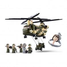 Sluban Army - Elicopter Chinook